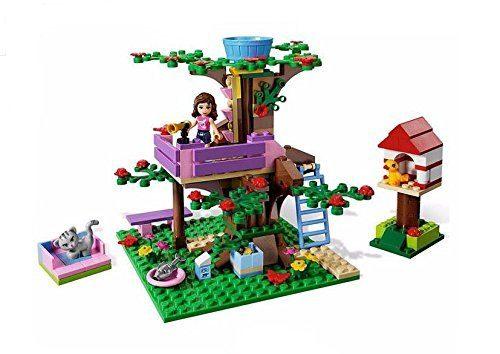 Lego's Friends Olivia's Tree House