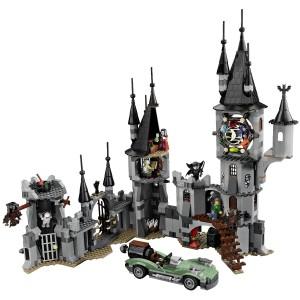 Halloween lego sets 2012