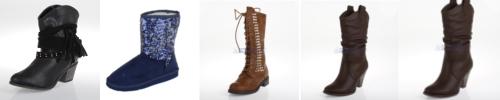 More kick ass women's boots!