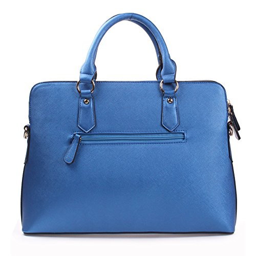 Dasein Slim Briefcase, Satchel, Shoulder Bag, Handbag, Tablet, iPad Bag