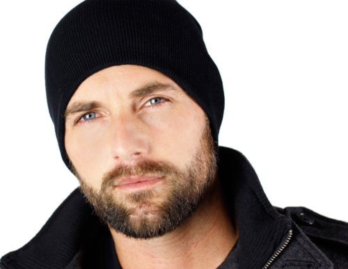 A beanie - find one that fits his style...