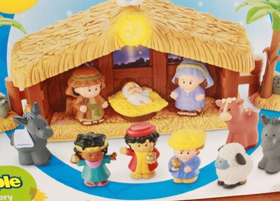 Best Toy Nativity Sets Christmas 2018