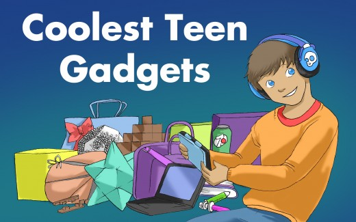 Coolest Teen Gadgets and Gizmos
