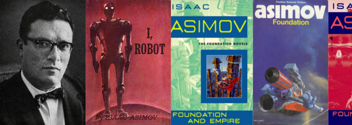 Best Isaac Asimov Robot Books in Order