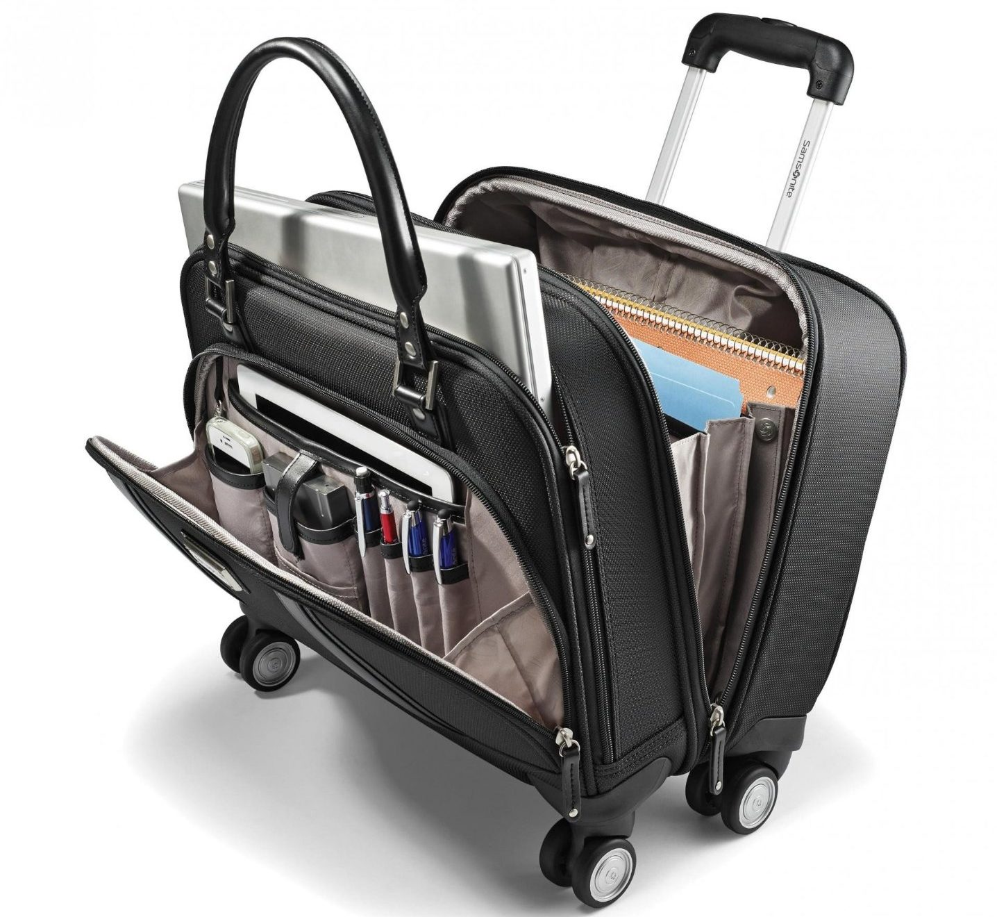 Best Briefcase on Wheels for Women