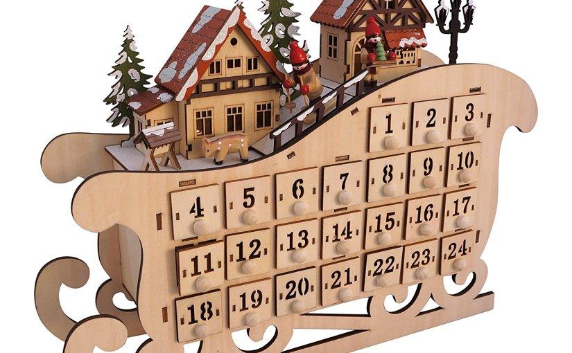 Adult Advent Calendar 2019