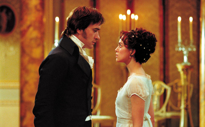 Best pride and prejudice movie
